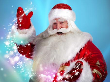 """Дед Мороз приглашает..."""