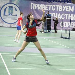 Более 30 медалей разыграют 2 и 3 февраля на Первенстве Московской области по бадминтону