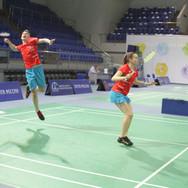 Бадминтонисты Московской области успешно выступили на Всероссийских соревнованиях среди студентов