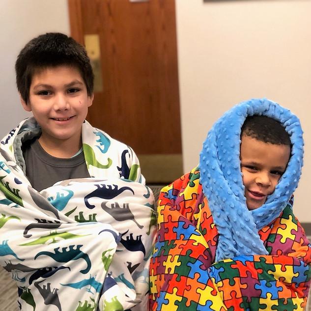 Weighted Blanket Friends