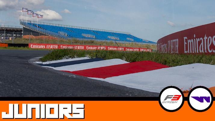 Pré-Grille Juniors : FIA F3, W Series.