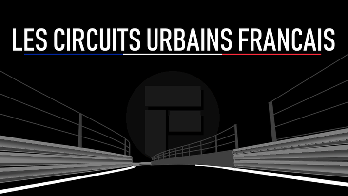 Les circuits urbains Français.