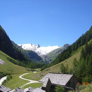 Gletscherlehrweg Innergschlöß