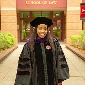 Essence Graduation - Mitchell Hamline School of Law