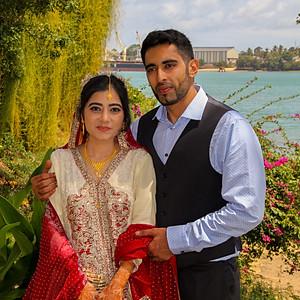 Wasim and Hafsa Wedding