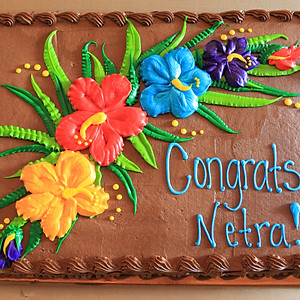 Netra Graduation Party