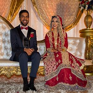 Amir and Salma Wedding