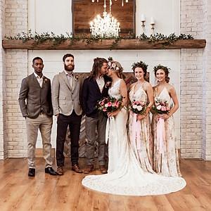 Austin and Sara Wedding - Album 1
