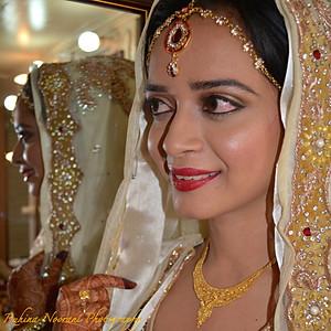 Muzna Bridal Photoshoot