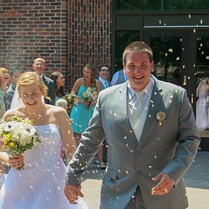 Michael and Heidi Wedding