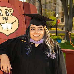 Jasmin Graduation - UMN Dental School 2019