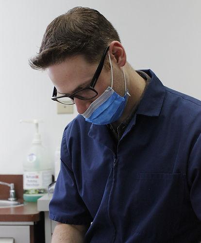 Dr Geoff Shaffer