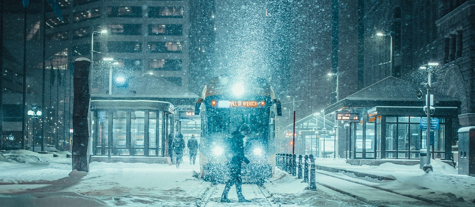 Record-breaking snow. Is global warming even real?
