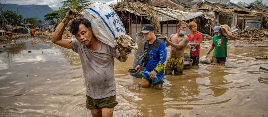 CLIMATE REFUGEES: The forgotten victims of climate change