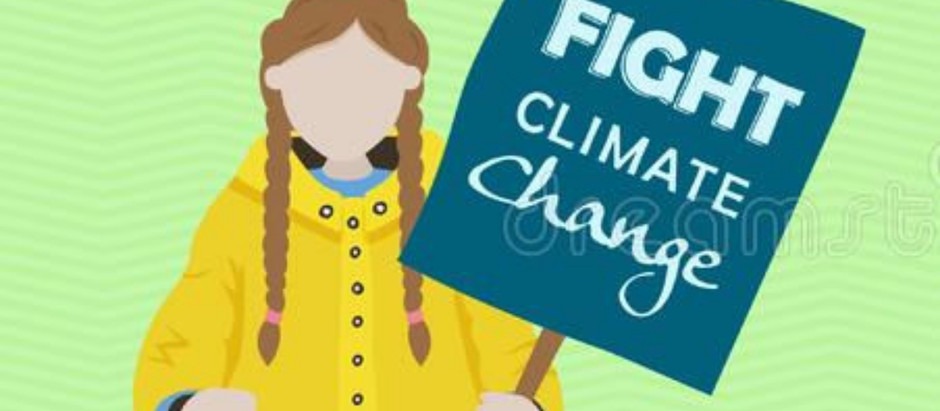 Growing up as climate change warriors