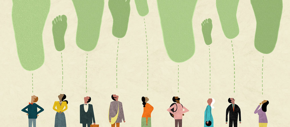 What is a Carbon Footprint and why is its reduction all the rage today?