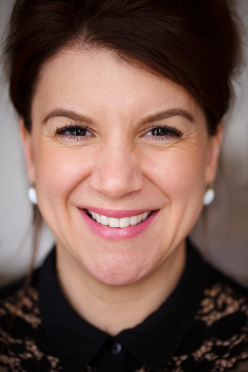 Headshot of Jane Coulston- Artistic Director, Choreographer and founder of Beyond Repair Dance