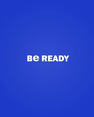 with be ready