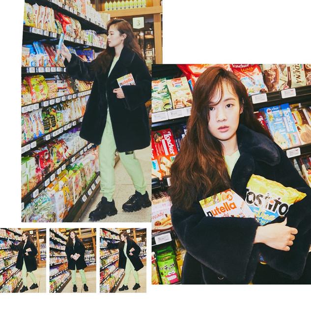 Shinsegae magazine