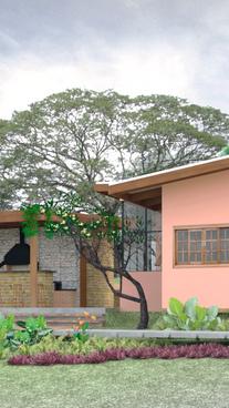casa ROSA 1