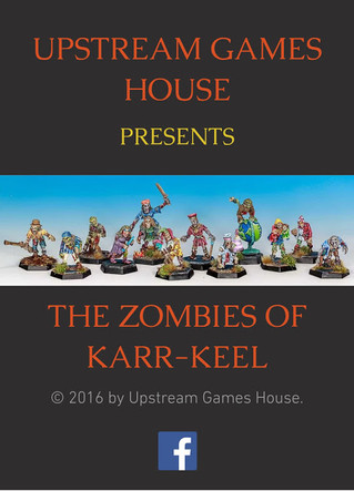 Check Out Zombies of Karr-Keel, Says Sean's Wargames Corner