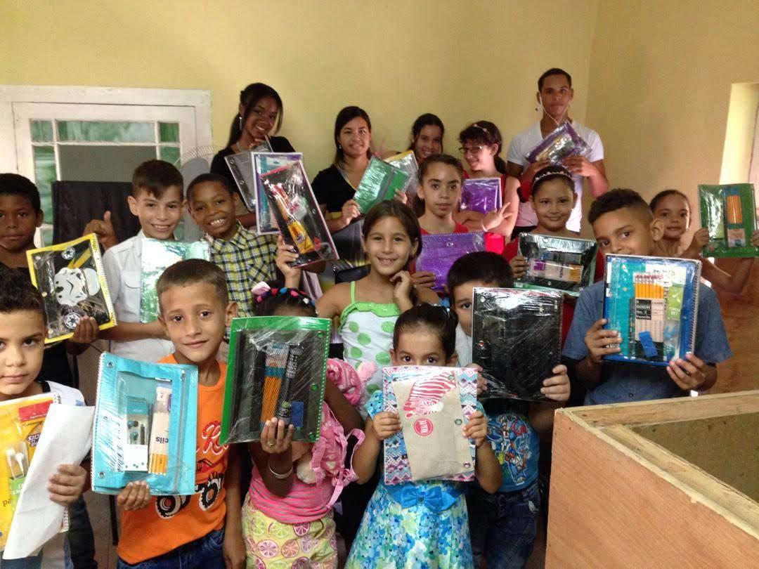 Students Cuba