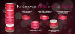 Makeup Love Home Banner Graphic 2