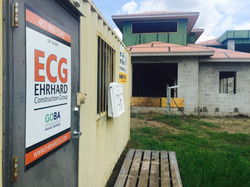 ECG Sign On Location Of Custom House