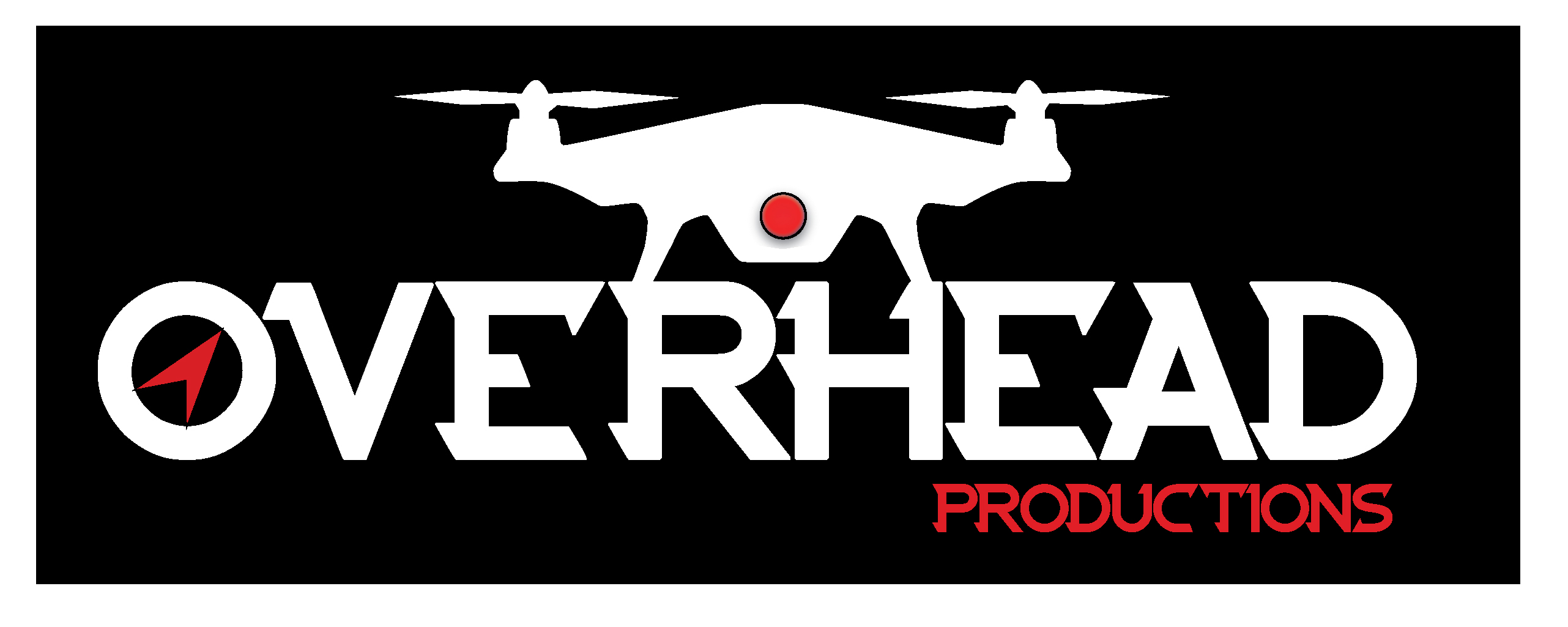 Overhead Productions Text Logo