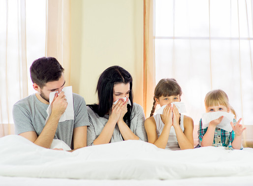 Is My Home Making My Allergies Worse?