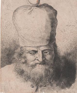 Rembrandt undiscovered etching