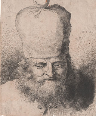 Rembrandt undiscovered etching
