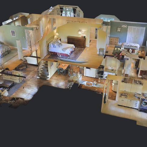 Next Generation Restoration - Using Matterport 3D Rendering Technology