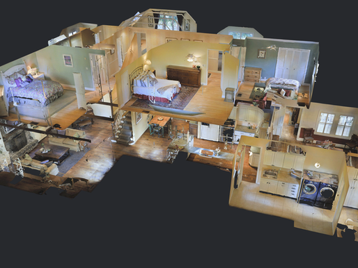 Next Generation Restoration - Using Matterport 3D Rendering Technology