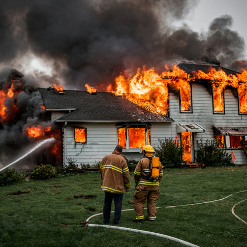 What To Do After A Fire Is Put Out