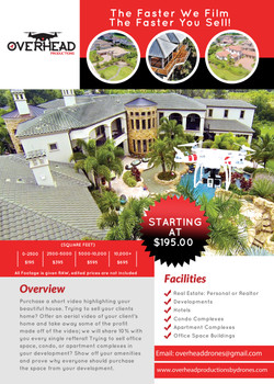 OP Real Estate Flyer