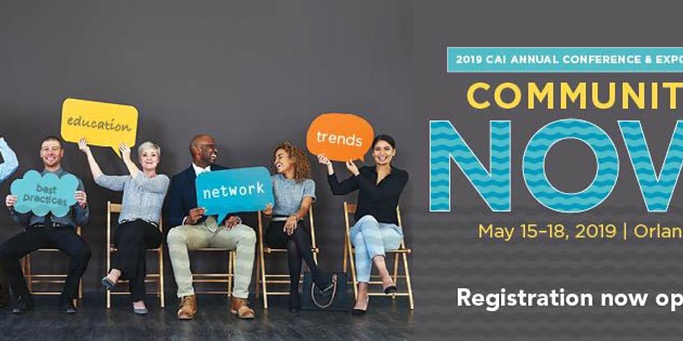 CAI Annual Conference 2019