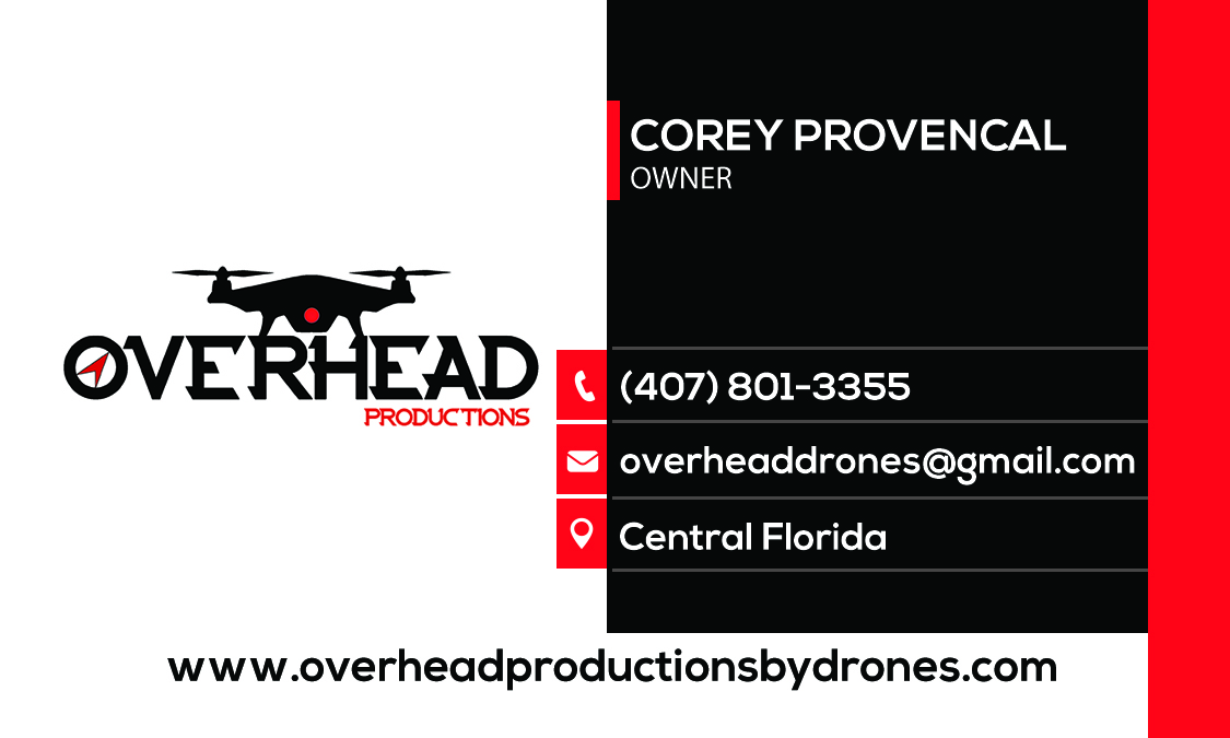 OP Business Card Front