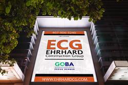 ECG Billboard Sign