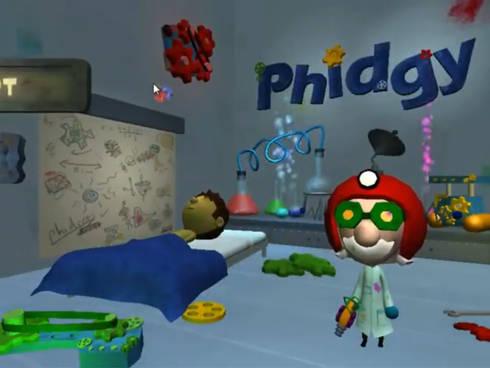 Phidgy