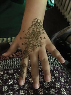 Children Henna