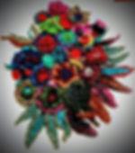 Hand Crocheted Flowers