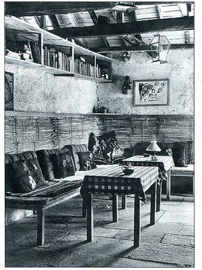 Ένα τμήμα του αναγνωστηρίου στο Τρίκερι, Μαγνησία στο πέρασμα του χρόνου