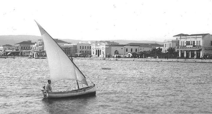 Λιμάνι, Φωτ. Κ. Ζημέρη, Αρχείο ΔΗ.Κ.Ι.