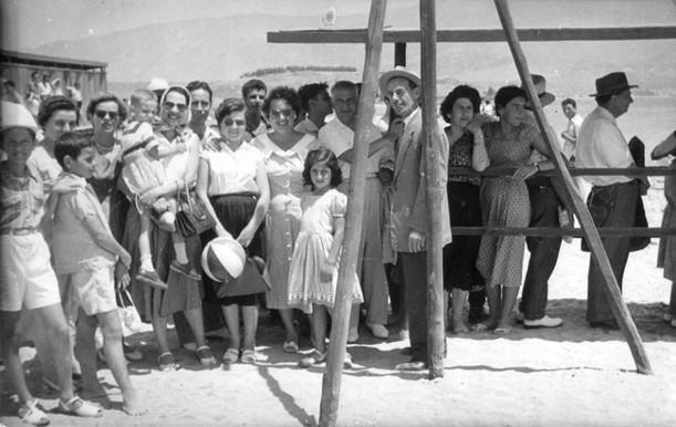 Αλυκές, Περιμένοντας την Βενζινάκατο περίπου 1960, Μαγνησία στο πέρασμα του χρόνου