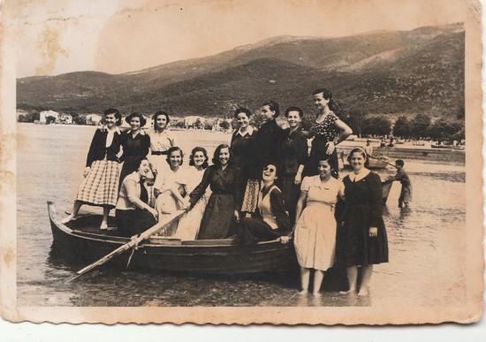 Καλά Νερά δεκαετία 50, Αρχείο Παναγιώτη Χριστοδουλόπουλου
