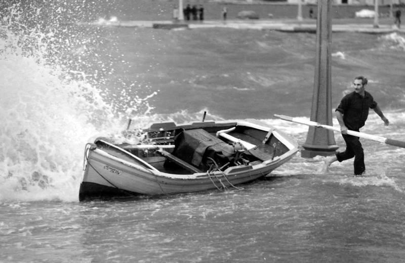 Τρικυμία Πάρκο 1976, Φωτ. Δ. Διανέλλη, Μαγνησία στο πέρασμα του χρόνου