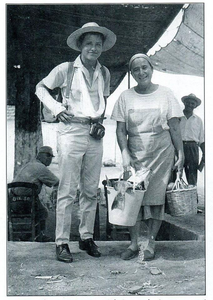 Επισκέπτης ξένος, Μαγνησία στο πέρασμα του χρόνου