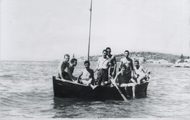 Βάρκα, Αρχείο Κ. Λιάπη