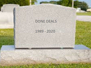See our Tombstones Page for a List of Completed Engagements